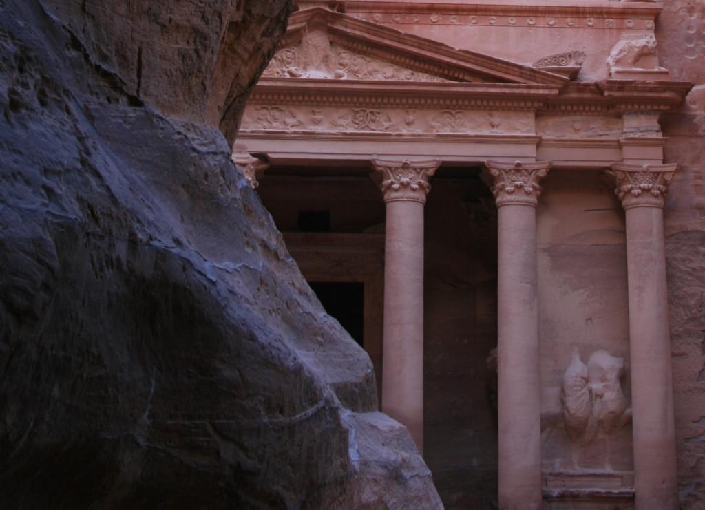 Petra Tomb